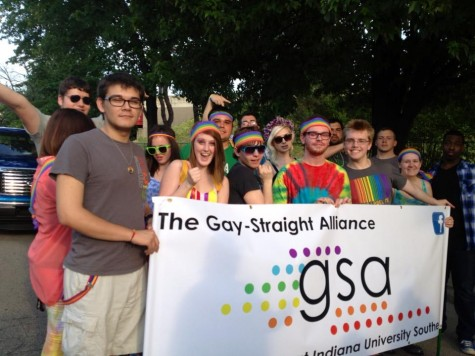 GSA shows pride at Louisville parade