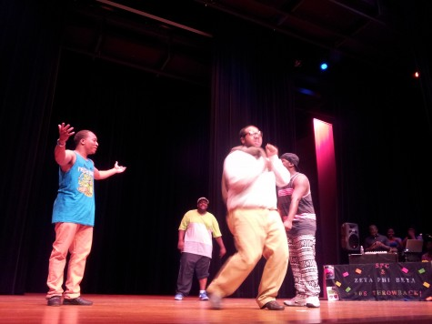 Phi Beta Sigma fraternity wins Campus Boogie with 'Fresh' routine