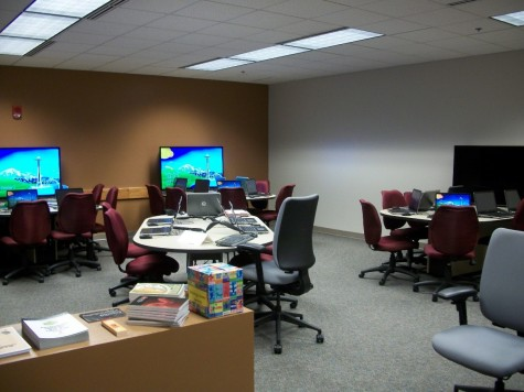 Writing Center gets collaborative upgrade