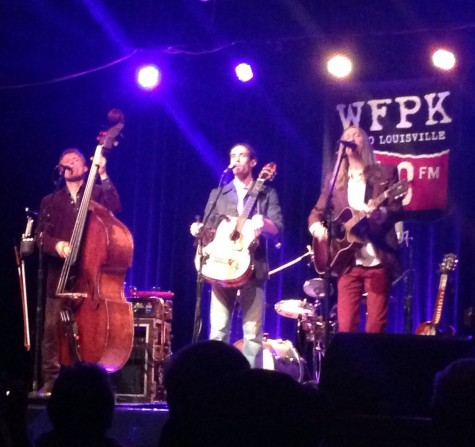 The Wood Brothers perform for 91.9 WFPK's latest Winter Wednesday on Jan. 22 at the Clifton Center
