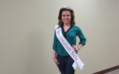 A sweetheart deal: Freshman packs her suitcase for Miss Indiana pageant