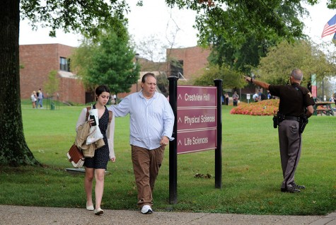 IU Southeast campus on edge:
