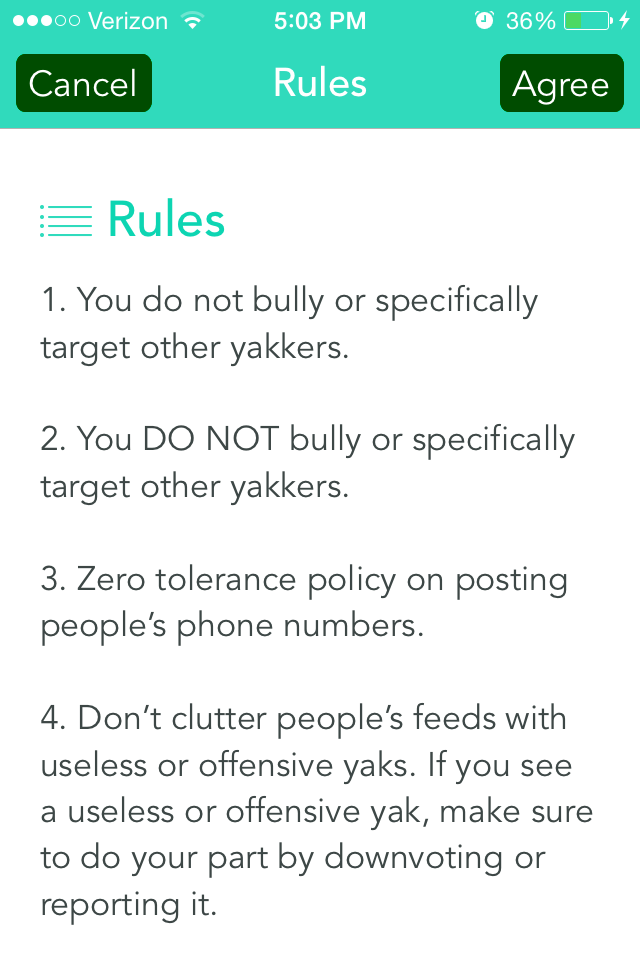 Fame and bullying on Yik Yak - and how to deal with it