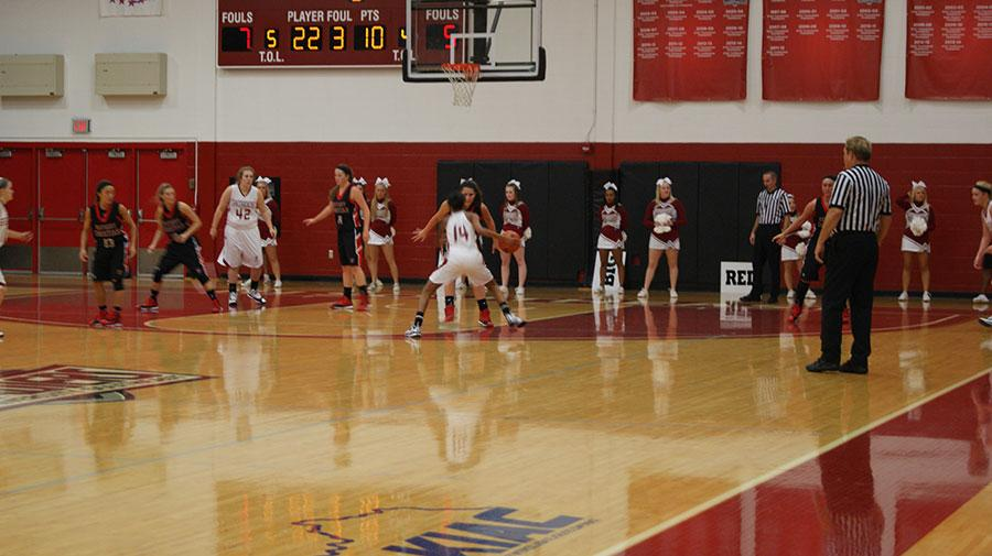 Women's basketball gets blow out win in first game – The ...