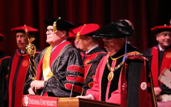 IU Southeast comes together to recognize Chancellor Wallace