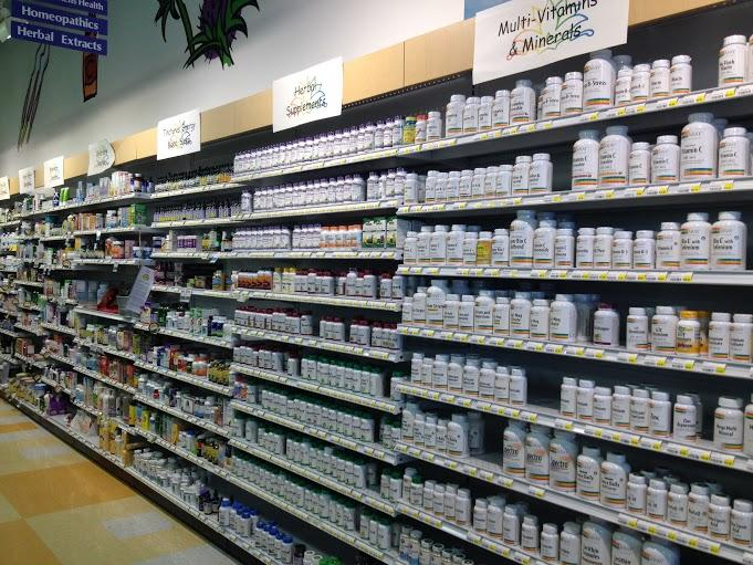 Rainbow Blossom sells many natural medicines and vitamins that can help with colds or feeling your best.