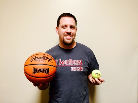 A tale of two sports: IUS Coach Brian Sullivan