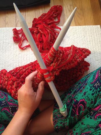 Let Me Lobby For My Hobby: Knitting