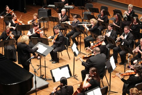 IU Southeast orchestra presents last concert of the season