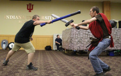 Friday Fun: LARPing event hosted by the Gamers' Society