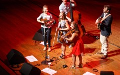 Triple-threat Fiddle champions bring a part of Texas to Ogle