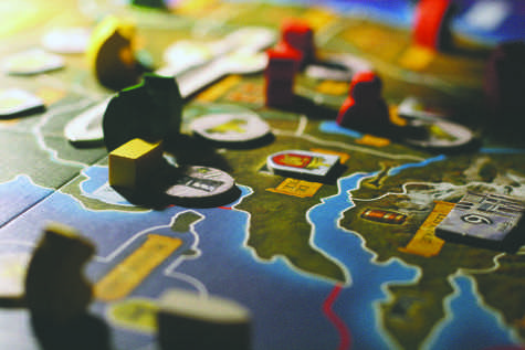 Let me lobby for my hobby: Board games