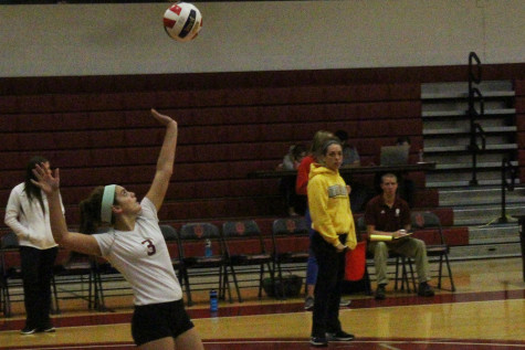 Grenadiers lose in five sets to Oakland City