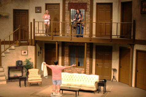 """Noises Off"" sounds off with success"