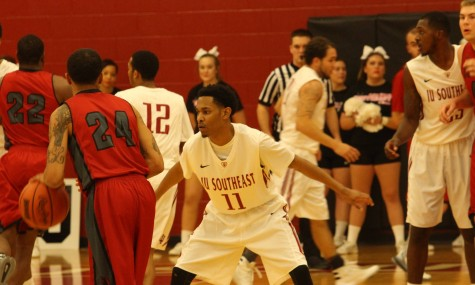Grenadiers come up short against Cougars