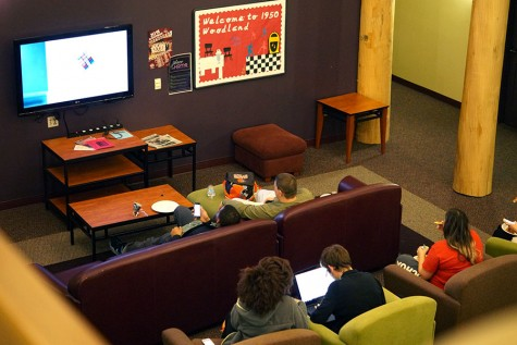 Super Bowl 50 shown at IUS lodges