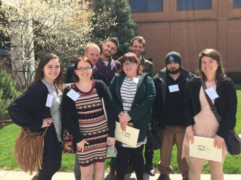 Horizon wins big at Indiana Collegiate Press Association convention