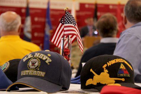 Veterans Honored at IU Southeast
