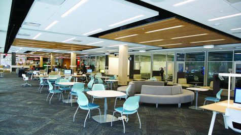 Library to get an upgrade – The Horizon