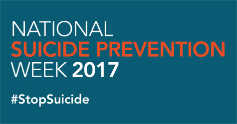 Suicide Prevention Week Events