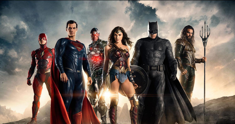 The Justice League   DC Entertainment