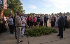 IU Southeast commemorates 9/11 anniversary