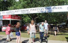 St. James Court Art Show kicks off in Louisville