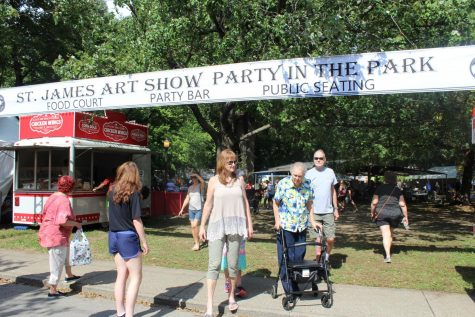 St. James Court Art Show kicks off in Louisville
