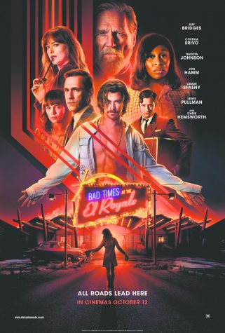 Bad Times at the El Royale – Not so bad at all