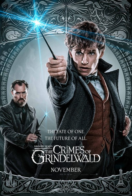 %27Fantastic+Beasts%3A+The+Crimes+of+Grindelwald%27%3A+A+Magical+Two-Hour+Slog