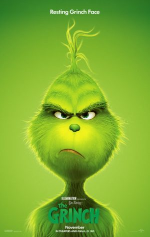 'The Grinch' is a visual spectacle