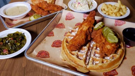 Hot Chicken Arrives in New Albany