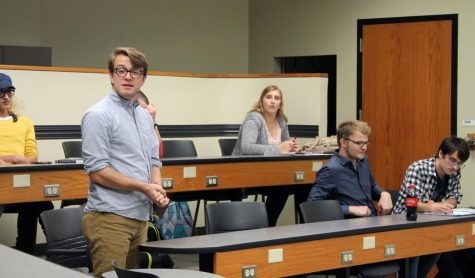 Proposal sparks SGA public forum