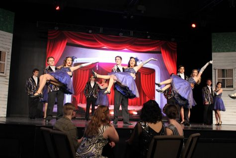 "Pack your load and come down the road on Madison Theatre's historic ""Holiday Inn"" journey"
