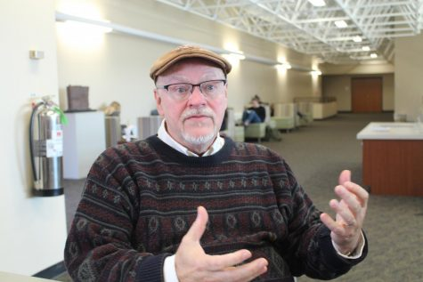 IUS Professor Frank Farmer reminisces about the inspiration and creation of his books and discusses his love of writing.