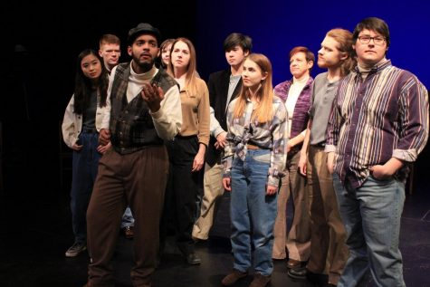 """The Laramie Project"" is a raw and emotional theatrical take on a real-life tragedy"
