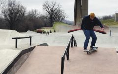 Carnegie Center, City of New Albany complete new riverside skate park