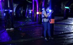 TRONsystem laser tag returns to IU Southeast with a bang