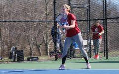 IUS Women's Tennis preps for spring 2020 season