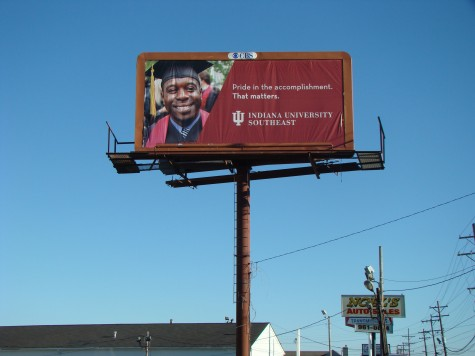 IU Southeast improves visibility with ad campaign