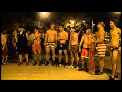 Video: Nearly Naked Mile 2013