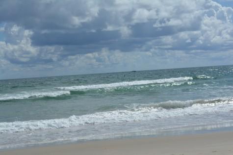 I'd never seen the ocean; so I went