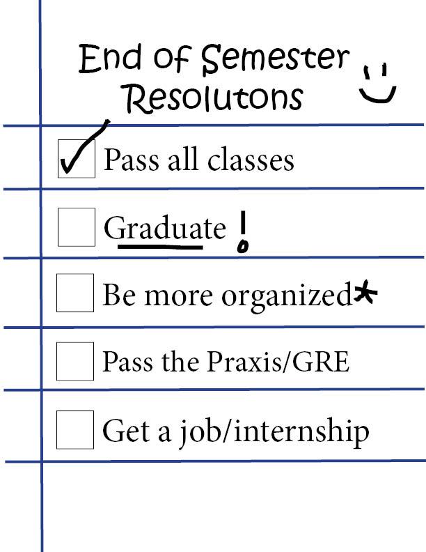 Semester+resolutions