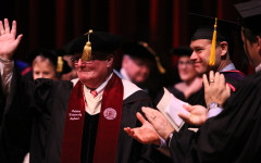 Ray Wallace installed as the seventh chancellor of IUS