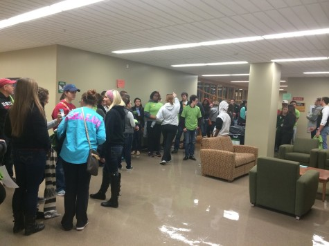 A day of service: IU Southeast students celebrate Martin Luther King Jr.