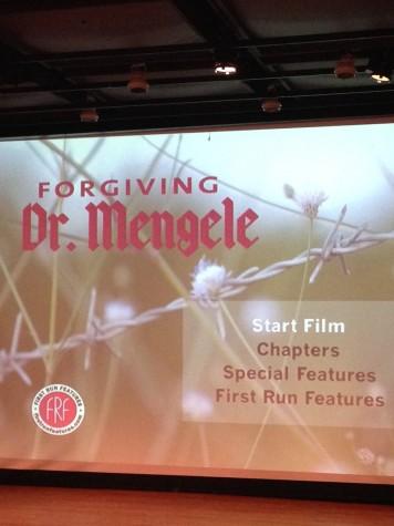 """""""Forgiving Dr. Mengele"""" documentary shown in Ogle Center"""