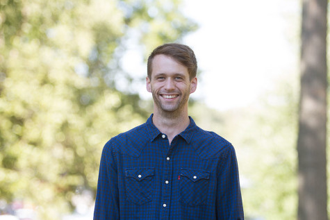 Photo of Zak Kerr