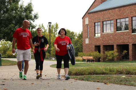IU Southeast holds second annual Out of the Darkness suicide walk