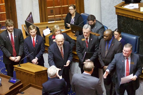 IU Southeast's 75th anniversary recognized by Indiana General Assembly