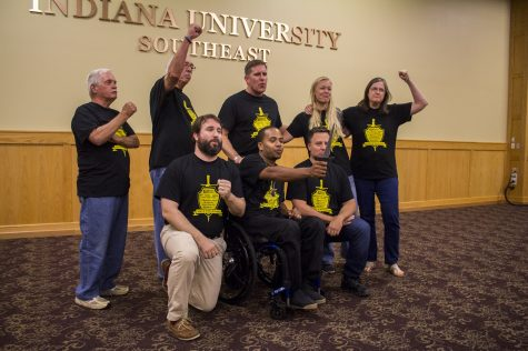 Shakespeare with Veterans for suicide prevention